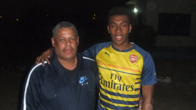 I'm right to choose Nigeria over England, says Arsenal's Iwobi
