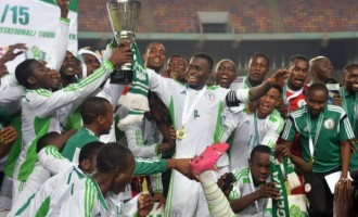 Siasia commends 'very good' Flying Eagles team