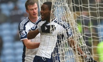 Ideye rescues a point for West Brom