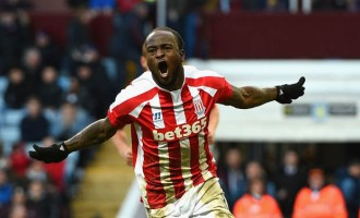 Victor Moses' penalty wins it for Stoke