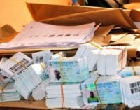 Edo poll: 484,000 voters did not collect PVCs, says INEC