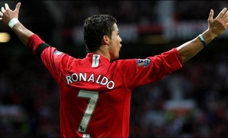 Birthday-boy Ronaldo voted greatest ever Premier League player