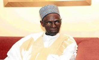 Shagari alive, preaches peaceful conduct of polls