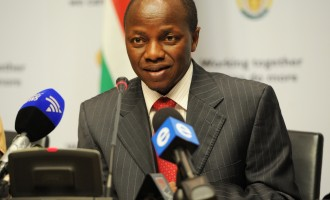 South African minister, Chabane, dies in road accident