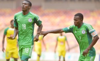 Flying Eagles coach expects a 'tough match' against Congo