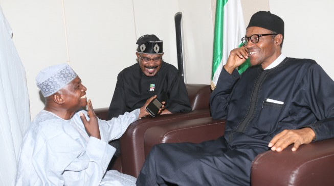 Garba Shehu: Buhari is fit to continue his good work