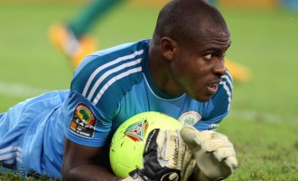 Enyeama ranked 6th best goalkeeper in the world