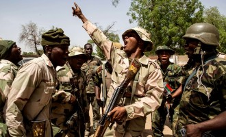 Nigerian troops 'rescue more girls' from Sambisa