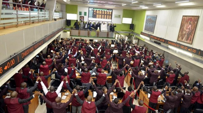 NSE loses N134bn on first trading day of 2019