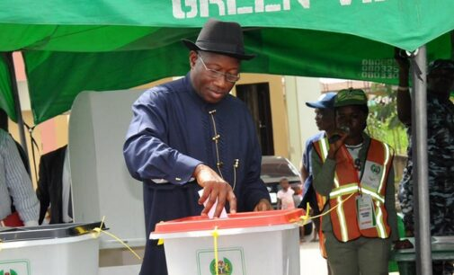 Electronic voting is the only way to credible elections, says Jonathan