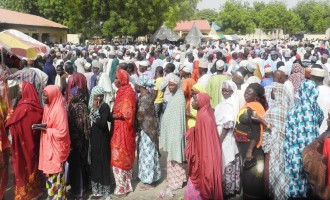 Report: 1.8m Borno IDPs unwilling to return home