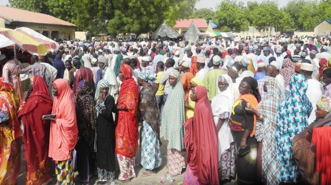 Two suspects in the 'business' of diverting IDPs food arrested
