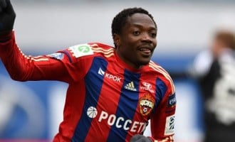 Hard work pays says Musa as CSKA Moscow win league
