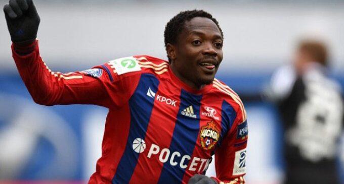 Hard work pays says Musa as CSKA Moscow win league