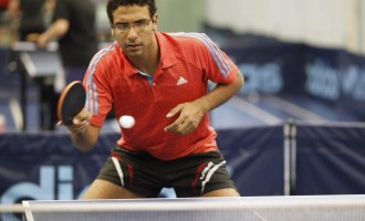 Assar tops Quadri in ITTF World Tour standings