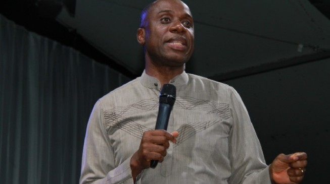 Amaechi: God has shown us who will be president… and it is not Goodluck Jonathan