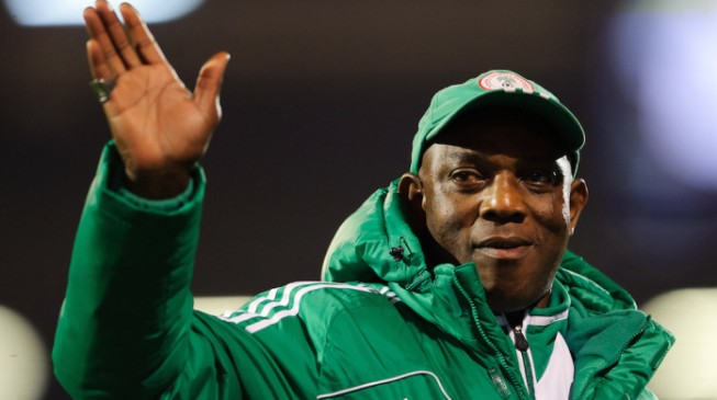 Football icon Stephen Keshi dies suddenly at 54