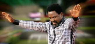 'Tomorrow is the day' — Nigerians remind TB Joshua of coronavirus prophecy