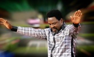 EXTRA: I'll reopen Synagogue Church when I hear from God, says TB Joshua