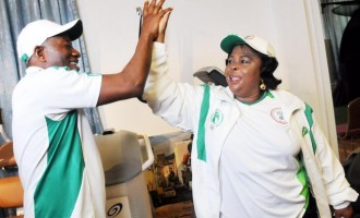 Jonathan to lead Kanu, Onyali in physical exercise