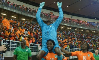 AFCON hero, Barry, retires from Elephant duties