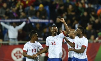 Cape Verde in shock win over Portugal