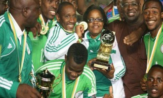 Jonathan to host victorious Flying Eagles
