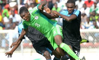 Flying Eagles 'under pressure after Eaglets' Africa failure'