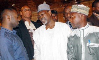 Jega: There are still security concerns over polls