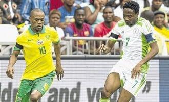 Nigeria parked the bus, says Mashaba