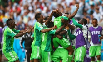 Super Eagles move a step up in latest FIFA ranking