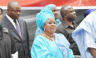 Patience Jonathan: $15m was for my medical bills