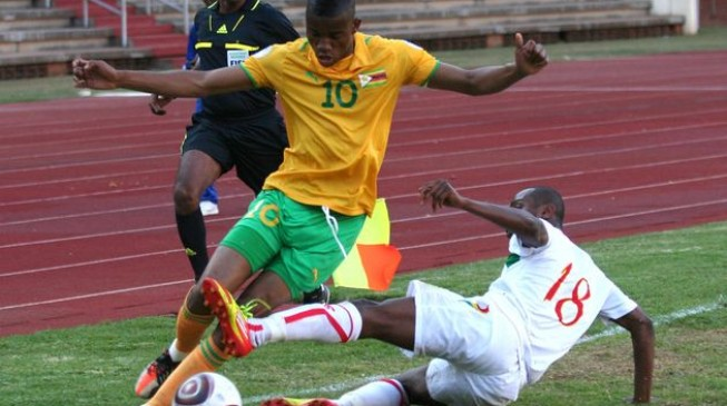 Zimbabwe kicked out of 2018 World Cup