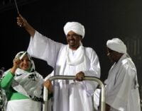 After 25 years in power, al-Bashir 're-elected' in Sudan