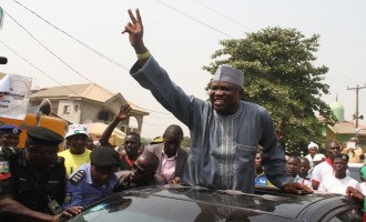 Tribunal upholds Ambode's victory