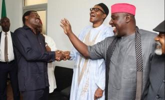 Buhari okays N400bn bailout for unpaid salaries