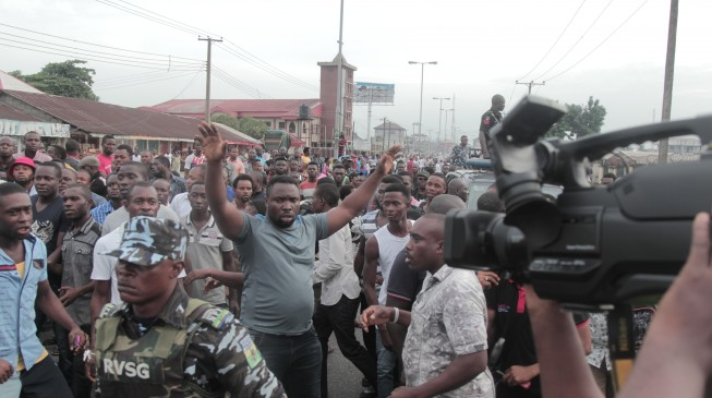Rivers of blood: Diary of a 2015 election reporter