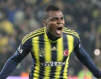 Emenike: I can't believe what's happening in S'Africa