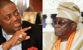 FFK to Akiolu: We like peace but we're not weak