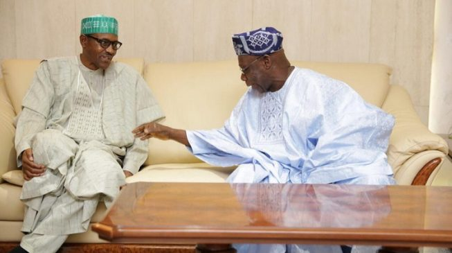 Obasanjo rejects Buhari's 2019 bid with 'letter bomb' (SEE FULL TEXT)