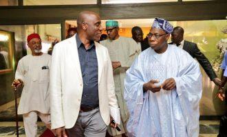 LISTEN: Amaechi praises Obasanjo in new audio, says he's the only true Nigerian