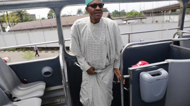 Buhari: Between yesterday andtomorrow