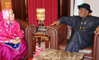 Jonathan: Everyone must support Buhari