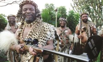 Xenophobia: Zulu King says he was quoted 'out of context'