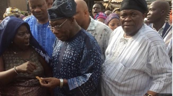 Obasanjo urges Nigerians to vote for APC again