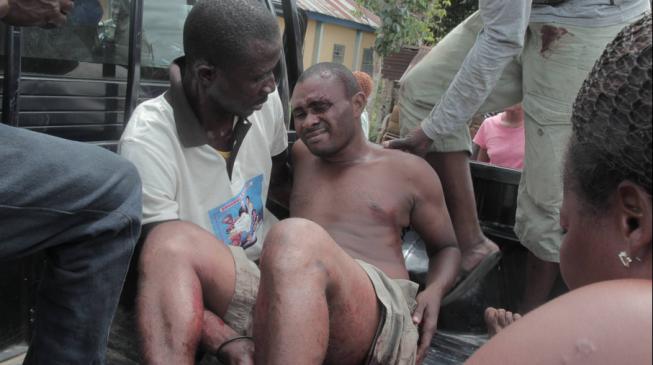 Buhari: We won't forgive Rivers election killers