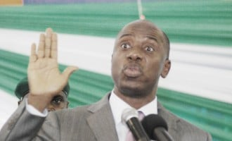 I will never disrespect Saraki, says Amaechi