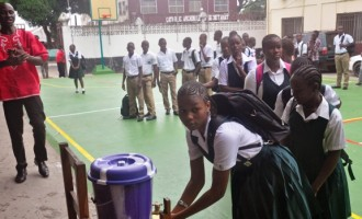 Sierra Leone schools reopen after 9 months of 'Ebola closure'