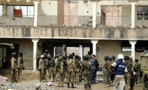Foriegn currency found on slain Boko Haram leader