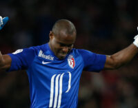 Enyeama nominated for best African player of the week award